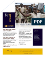 Teachers Without Borders Annual Report 2011