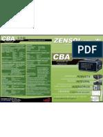 or de Disjuntores CBA-32P - Zensol
