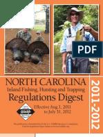 2011-12 Fishing Hunting Info