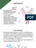 Presentación inmuno