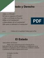 Cultura de Legalidad Cultura Para La Paz