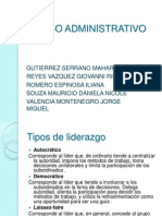 proceso administrativo n
