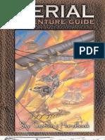 Goodman Games - Aerial Adventure Guide - Sky Captain's Handbook