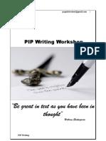 PIP Writing Workshop Manual