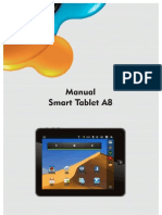Manual Smart Tablet A8