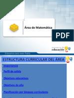 Presentación Matemática