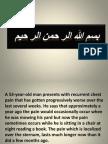 Presentation 1 IHD ILA Pathology