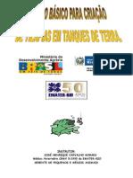 APOSTILA TILÁPIAS EM TANQUES DE TERRA -