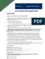 ADS Application Form 2012