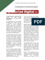 Informe Recarte de LD sobre crack financiera