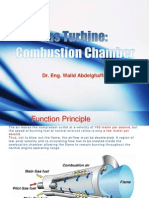 Gas Turbine_ Combustion Chamber. Mayk