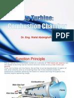 Gas Turbine_ Combustion Chamber. Mayk