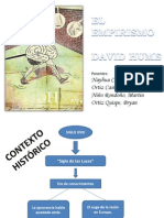 Empirismo de David Hume2
