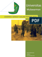Makalah as - Amerika Serikat Dalam Perang Irak