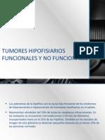 Tumores Hipofisiarios Funcionales y No Funcionales