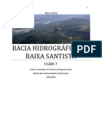 trabalho bacia hidrográfica da Baixada Santista (1)