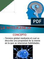Psicologia - La Inteligencia