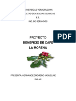 Beneficio de Cafe