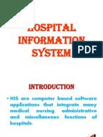 Hospital Information sytem
