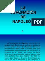 La Coronación de Napoleón (1)