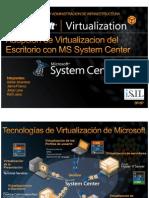 Virtualizacion Escritorio