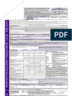IDFC Infrastructure Bond Tranche 3 Application Form 2012
