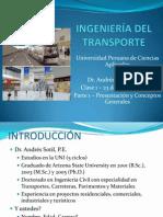 Intro Transportes Clase 01 PPT