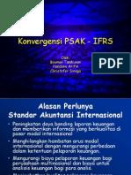 Konvergensi PSAK-IFRS