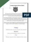 Pagoda Grammar Reference Manual