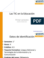 LAS TIC´S EN LA EDUCACION (2)