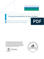 Strong Sustainability for New Zealand v1 May 2009