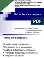 presentacion PlanRRHH