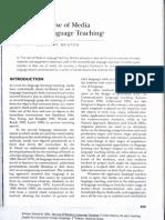 Use of Media in Language Teaching_Brinton_2001