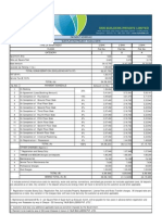 2BHK - General Payment Schedule