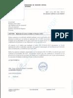 Oficio Auditoria Interna CCSS DE-123-09-06-2012