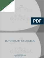 INFORME DE OBRA