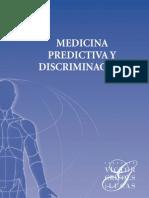 4.- Medicina Predictiva y Discriminacion