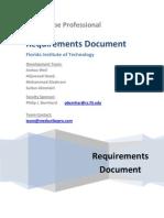 Requirements Doc