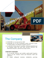 Container Corporation of India (1)
