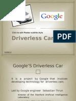Google Driverless Car Documentation Pdf