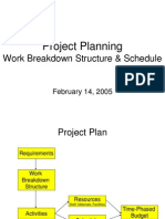 Feb 14 Project Planning