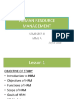 HRM Lecture 4