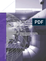 Alternatives to HFCs in the Refrigeration and Air Conditioning Sector