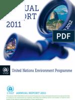 UNEP 2011 Annual Report