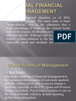 Global Financial ManagementMBA2nd