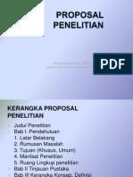 3. Proposal Penelitian Ui Ppt