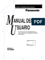 Manual Del Usuario Kx-t206ag