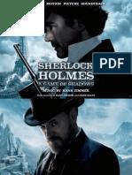 Digital Booklet - Sherlock Holmes_ A