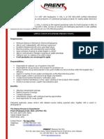 Job Adv_Application Engineer