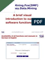 EasyDM Visual Introduction DMF